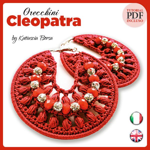 Tutorial Orecchini Cleopatra